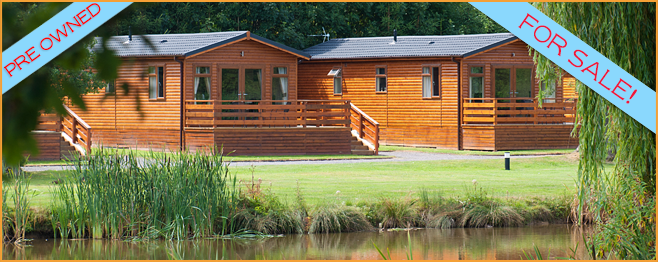 Luxury lodges for sale in beautiful beaconsfield holiday for Fishing lodge for sale